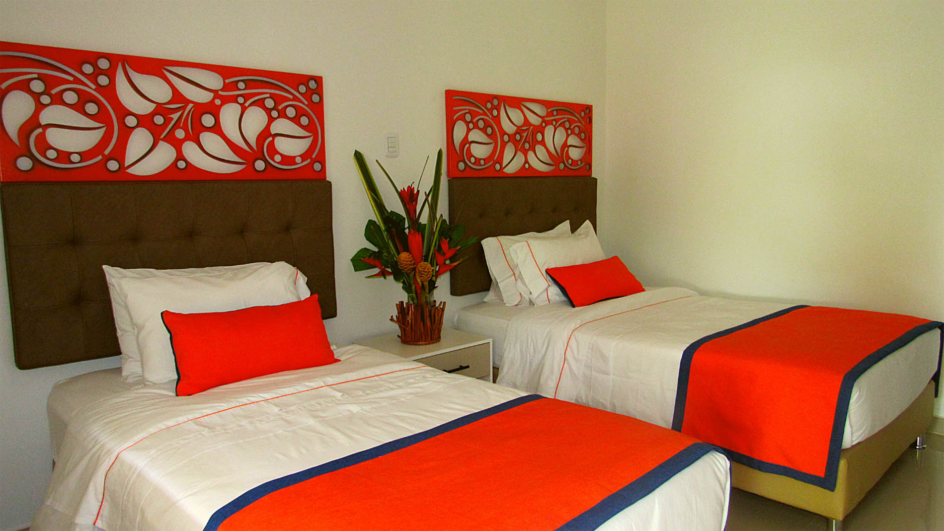 habitacion doble hotel yalconia san agustin huila