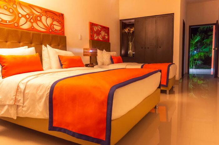 habitacion triple hotel yalconia san agustin huila